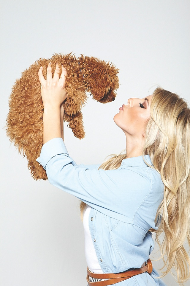 Win a Dog with with a celebrity for Battersea Dogs & Cats Home
