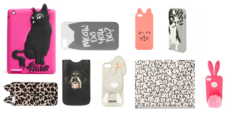 dog and cat technology cases