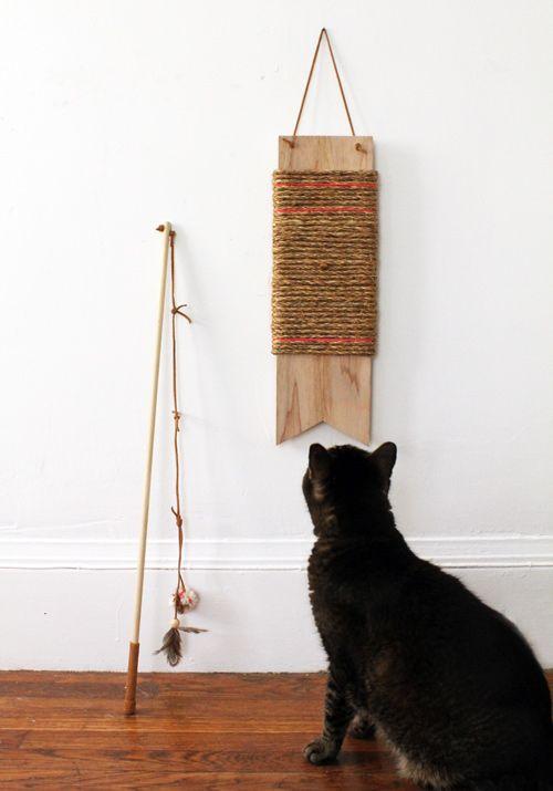 DIY HACKS FOR CATS