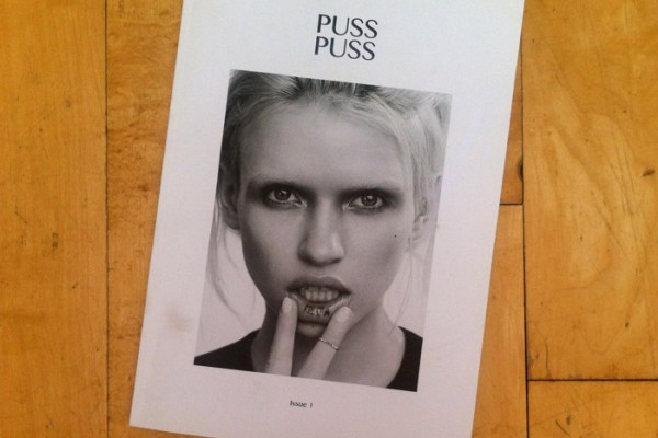PUSS PUSS magazine for cat lovers