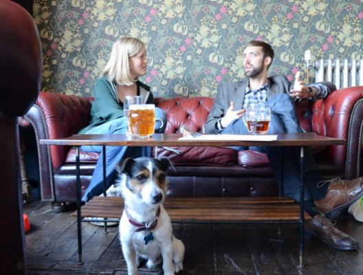 bell pub dog friendly walthamstow
