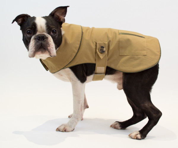 Mayfair Lounger Dog Coat Baker and Bray
