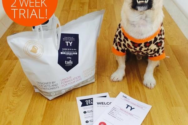 TAILS.COM CUSTOM DOG FOOD