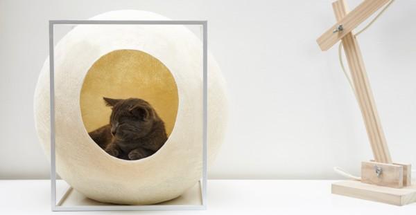 MEYOU PARIS CAT CUBE