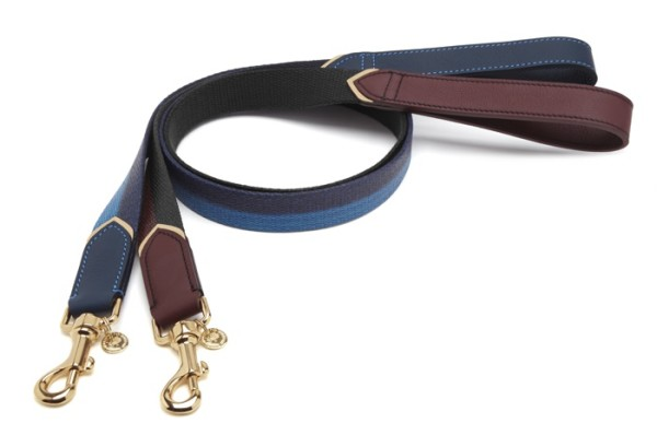 Mungo and Maud Mulberry Dog Leads