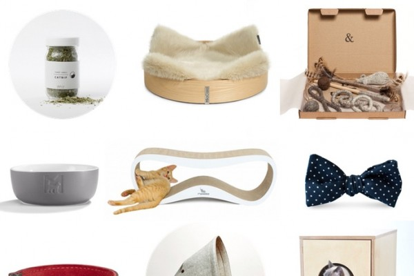 CAT GIFT GUIDE: The Refined Feline