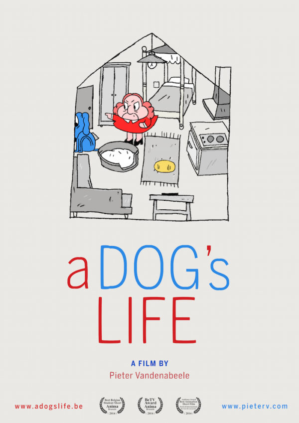a dog's life film pieter vandabeele