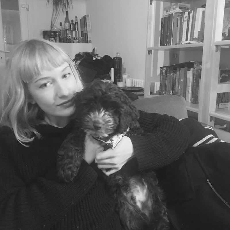 EMMA TUCKER writer styletails