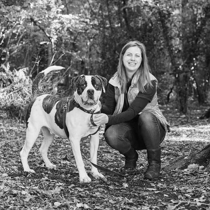 rosie bescoby dog cat trainer behaviourist