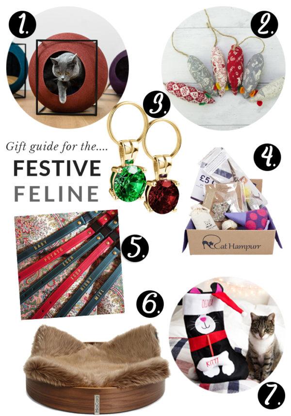 Festive Feline Christmas