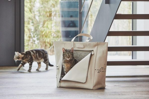Tosca cat travel bag